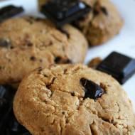 Ciastka imbirowe z gorzką czekoladą - nowy post na słodkich sio-smutkach