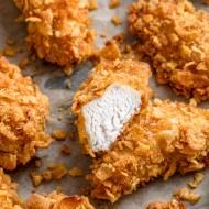 Najłatwiejsze nuggetsy z piekarnika (3 składniki)