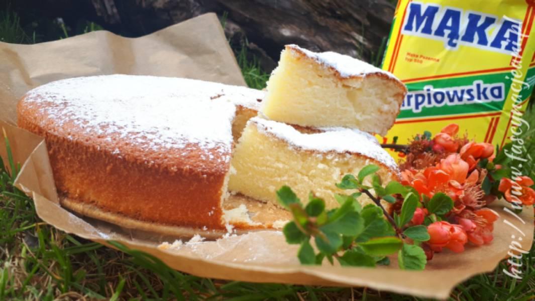 Włoskie ciasto 12 łyżek