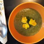 Zupa pokrzywowo-warzywna i kilka słów o ogrodowym zielsku.