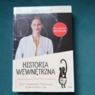 """""""Historia wewnętrzna"""" – przystępna książka o naszych jelitach"""
