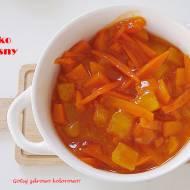 Sos słodko-kwaśny - orientalny przysmak
