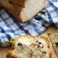 Domowy biały chleb po słowacku