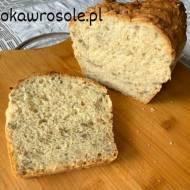 Szybki chleb  bez wyrabiania