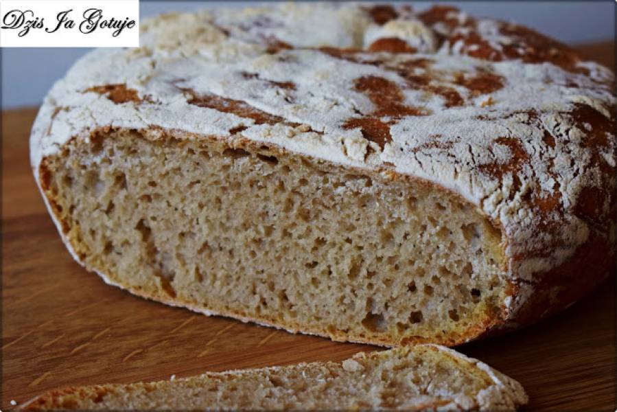 Najlepszy Chleb z Garnka