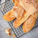 Bagietki chlebowe wiejskie
