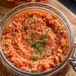 Paprykarz z tuńczyka z kaszą jaglaną (6 składników)