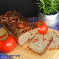 Chleb pomidorowy, żytni na zakwasie