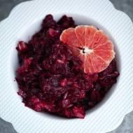 Dieta może być pyszna – Burak pieczony z grejpfrutem – post dr Dąbrowskiej