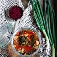 Kimchi - koreańska kiszonka