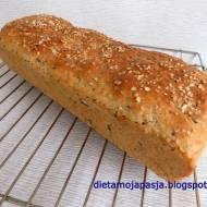 Mój ulubiony chleb z ziarnem - bez wyrabiania