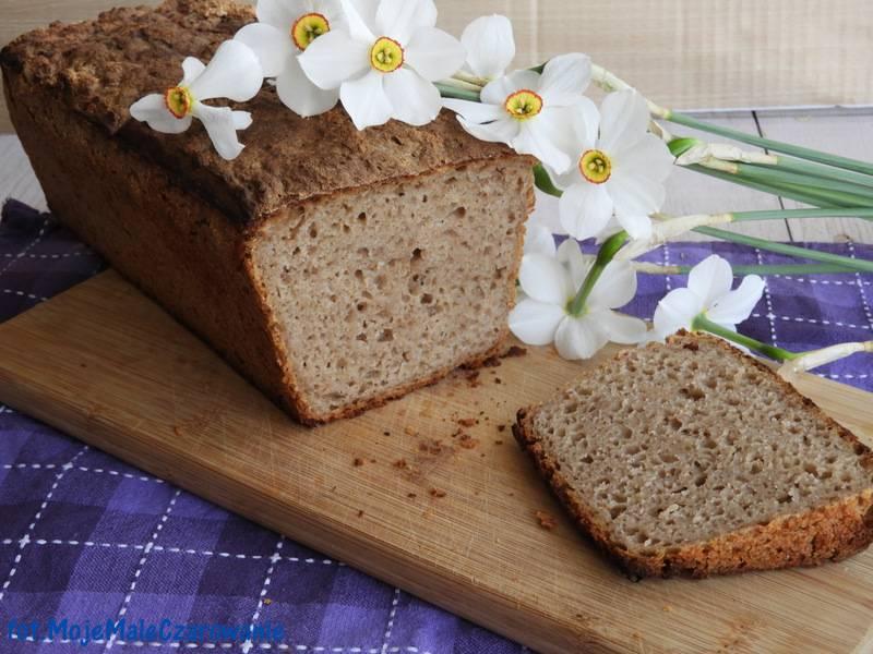 Najprostszy chleb żytni na zakwasie