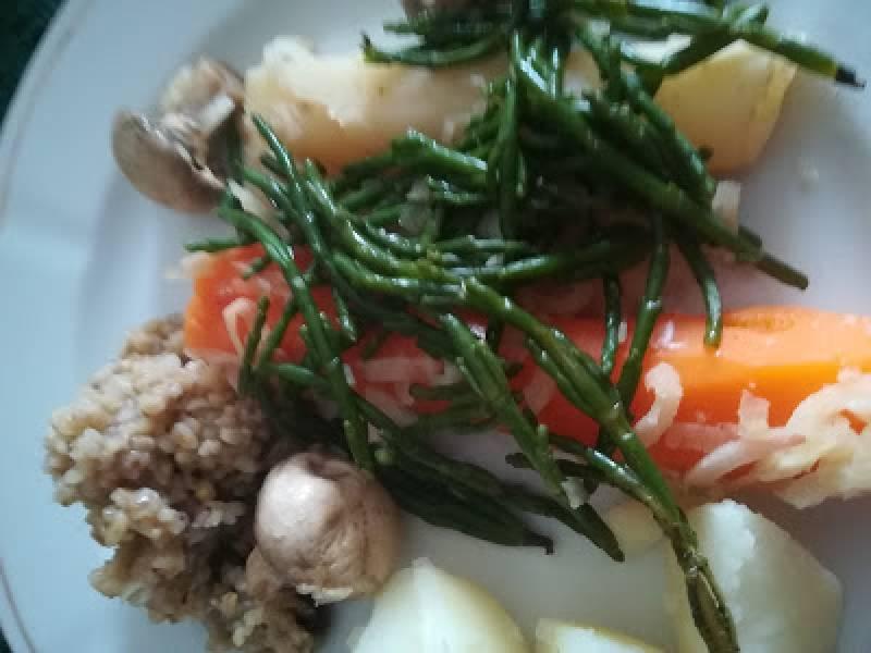 piątkowy obiad,soliród i wężymord