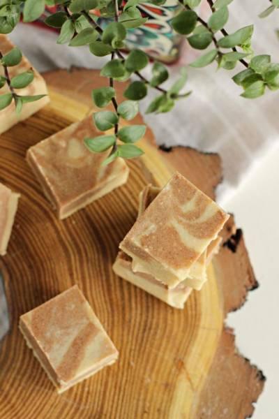 Chałwa domowa bez cukru (keto, Low Carb, wegańska)
