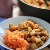 Aloo chana – indyjskie ziemniaki z ciecierzycą – film