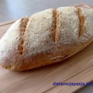 Pożywny chleb z otrębami