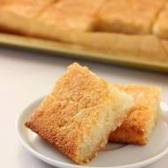 Namoura - libańskie ciasto z kaszą manną