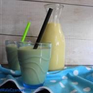 Napój jogurtowy mango - rabarbar