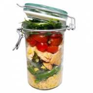 Pomysły na zdrowy lunch ze słoika