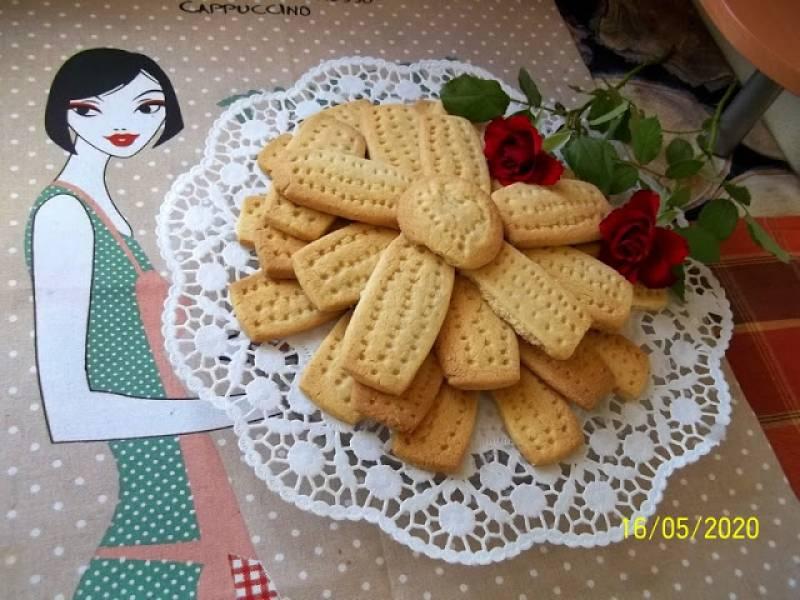 Ciasteczka maślane owsiane