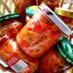 Pikantna sałatka warzywna