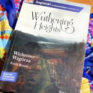 Wichrowe Wzgórza/Wuthering Heights. Adaptacja klasyki ze słowniczkiem - recenzja