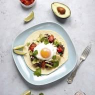 Huevos rancheros - meksykańskie śniadanie