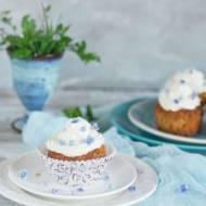 Muffinki jogurtowe