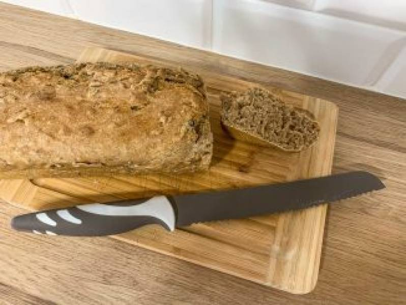 Domowy chleb pszenno- żytni