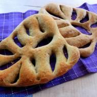 Fougasse - chleb z Prowansji