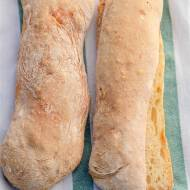 Najlepsza domowa ciabatta, jak z włoskiej piekarni…