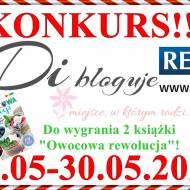 Konkurs - Di bloguje & Wydawnictwo REA-SJ - do wygrania książki