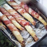 Pieczone szparagi w boczku -musisz spróbować w maju!