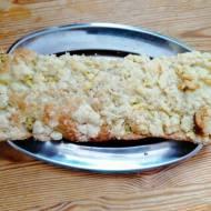 Ciasto z rabarbarem -uniwersalne