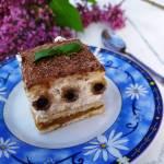 Ciasto rurociąg - bez pieczenia