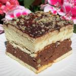 Ciasto Knoppers bez pieczenia-pyszne i łatwe +FILM