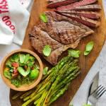 Jak zrobić steki z wołowiny? Pomysł na danie z grilla