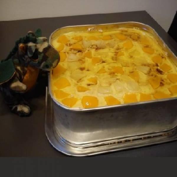 Tort z galaretką na Dzień Mamy
