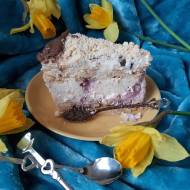 Tort na zimno lodowo-ciasteczkowy