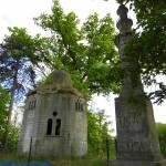 Zabytkowy meczet i minaret w Kościelcu woj. wielkopolskie