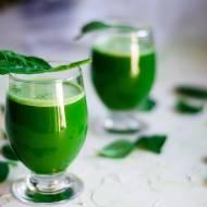 Sok odchudzający zielony
