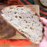 Pszenno-żytni chleb na zakwasie / Rye and Wheat Sourdough Bread