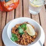 Ekspresowa kasza bulgur z quinoa od Natur Compagnie
