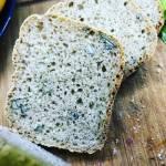 Chleb na drożdżach codzienny w foremce