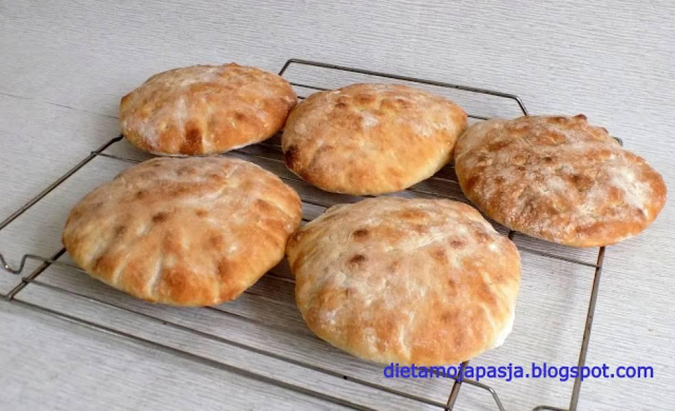 Serbski chleb - Lepinja