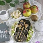 Kakaowe placuszki z serka wiejskiego