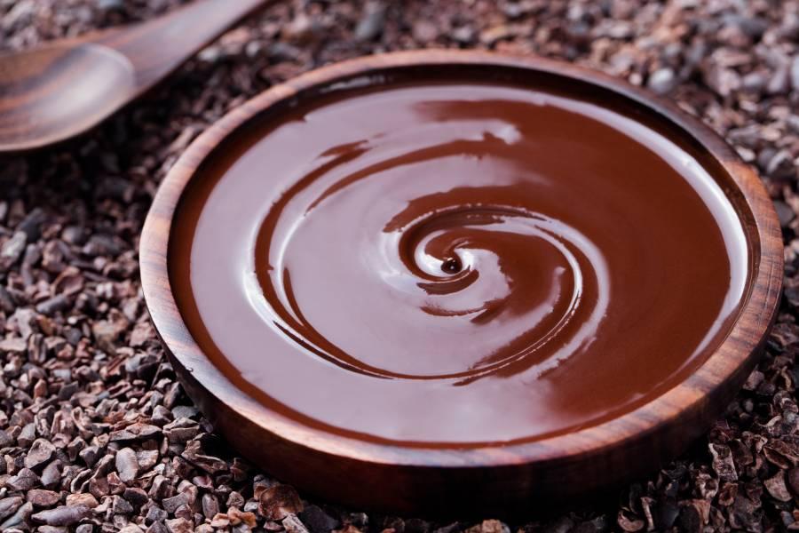 Polewa z czekolady