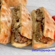 Pleskavica, czyli serbski hamburger