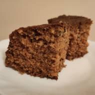 Wilgotne ciasto marchewkowe (bez polewy)