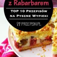 Domowe Ciasto z Rabarbarem – TOP 10 Przepisów na Pyszne Wypieki